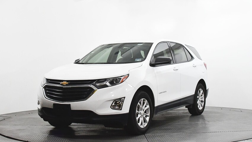 Chevrolet Equinox 2019 gasolina