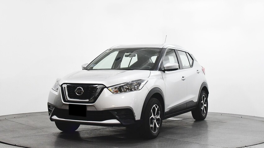 Nissan Kicks 2017 gasolina