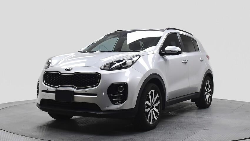 KIA Sportage 2018 gasolina