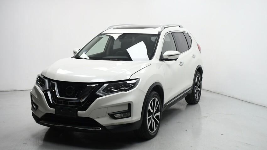 Nissan X-Trail 2019 gasolina