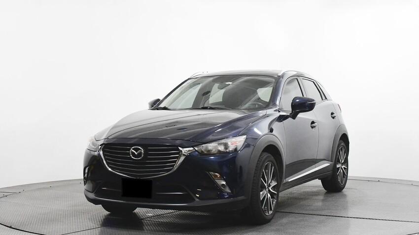 Mazda CX-3 2016 gasolina
