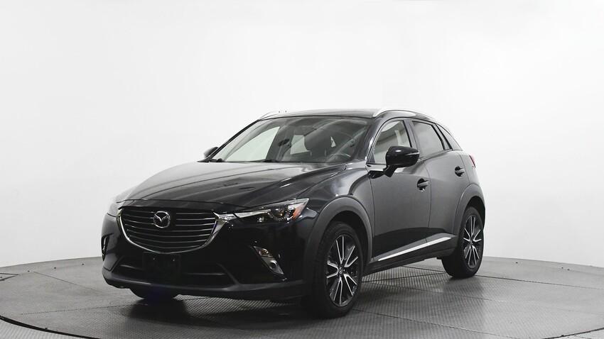 Mazda CX-3 2018 gasolina