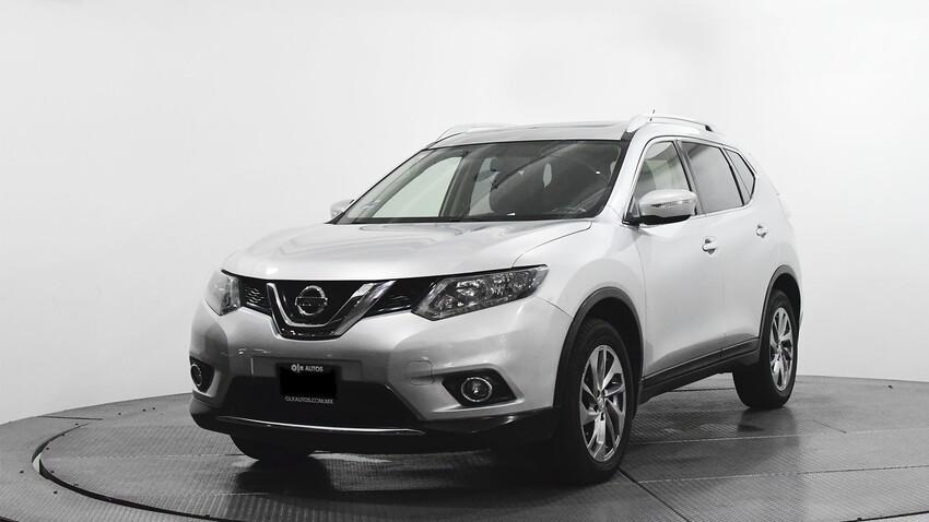 Nissan X-Trail 2017 gasolina