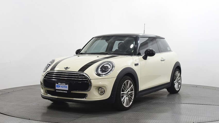 Mini Mini 3 puertas 2019 gasolina