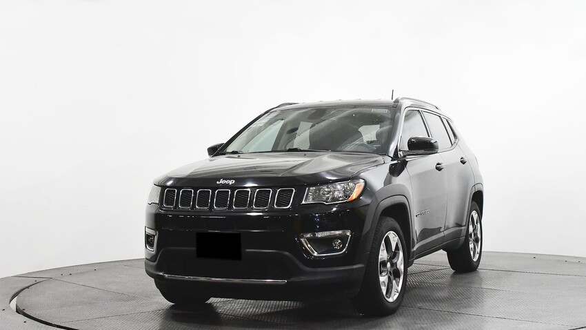 Jeep Compass 2018 gasolina