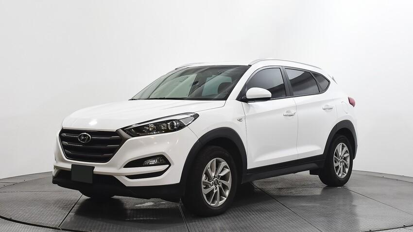 Hyundai Tucson 2017 gasolina