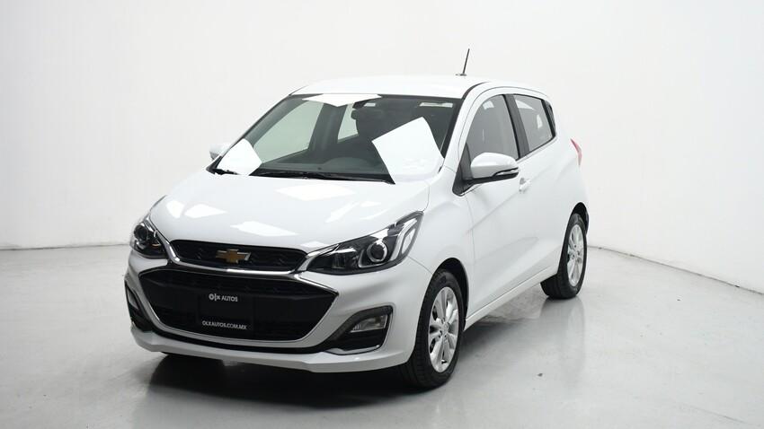 Chevrolet Spark 2019 gasolina