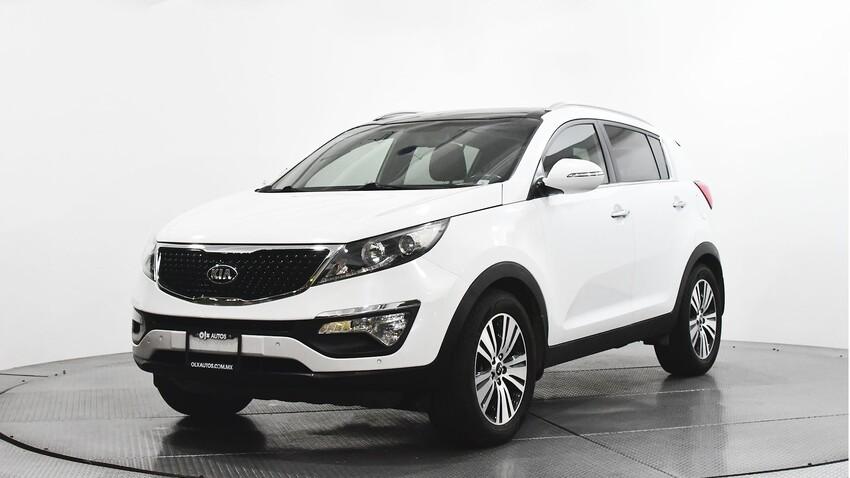 KIA Sportage 2016 gasolina