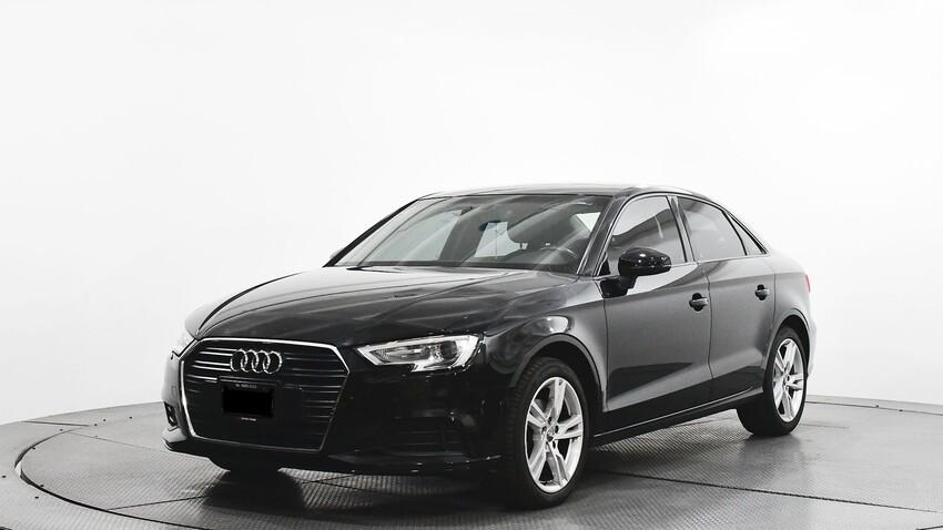 Audi A3 2019 gasolina