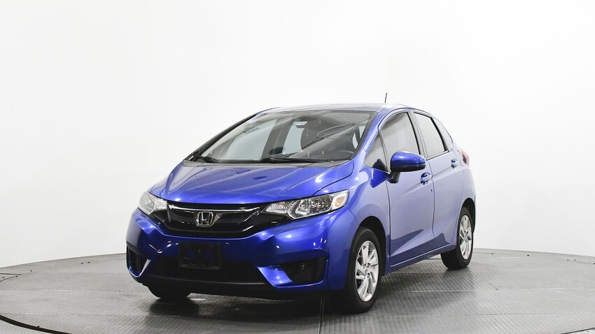 Honda Fit 2017 gasolina