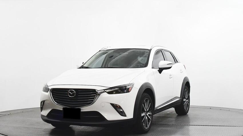 Mazda CX-3 2017 gasolina