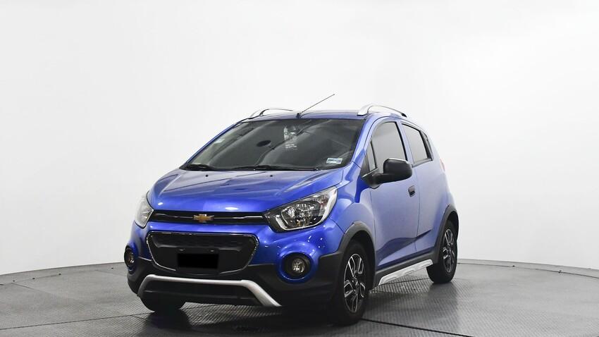 Chevrolet Beat 2021 gasolina