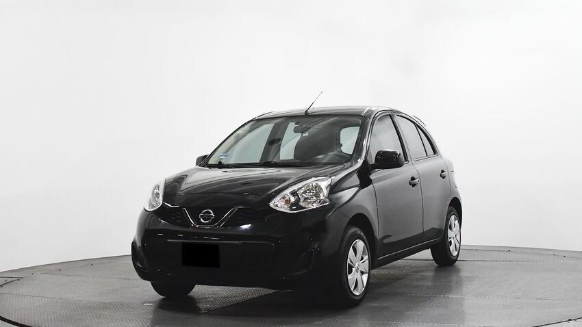 Nissan March 2020 gasolina