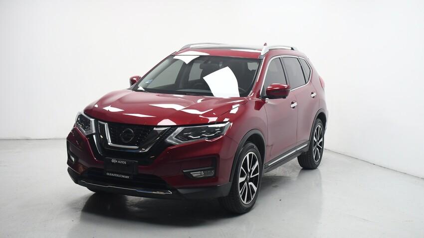 Nissan X-Trail 2020 gasolina