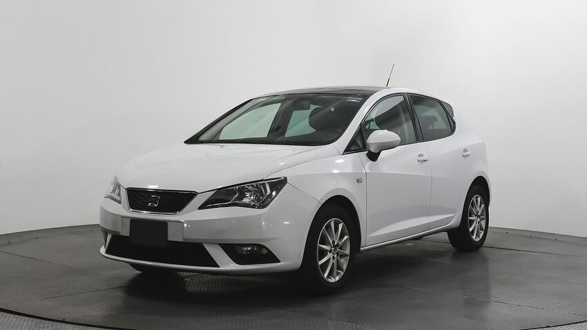 Seat Ibiza 2017 gasolina