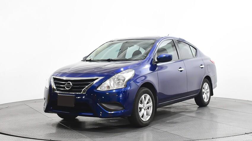 Nissan Versa 2019 gasolina