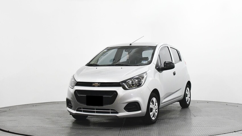 Chevrolet Beat 2018 gasolina