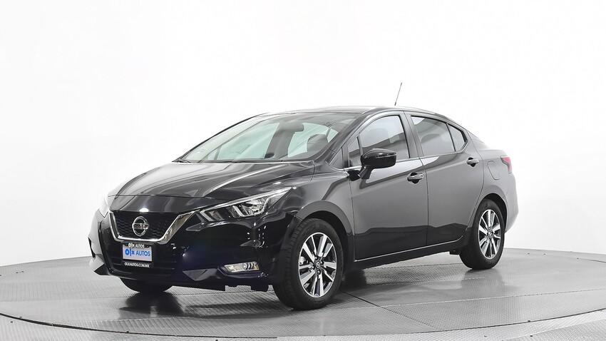 Nissan Versa 2020 gasolina