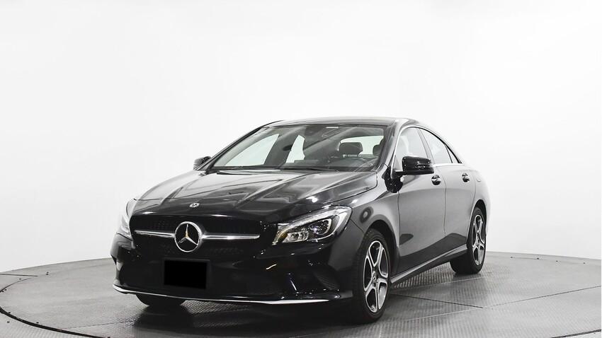 Mercedes Benz Clase CLA 2018 gasolina