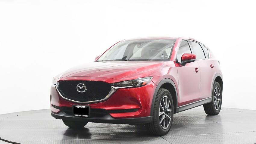 Mazda CX-5 2018 gasolina