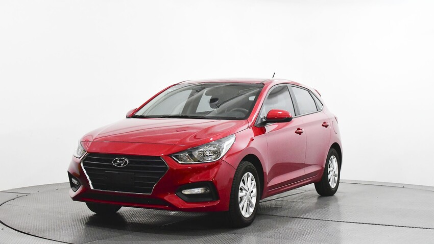 Hyundai Accent 2021 gasolina