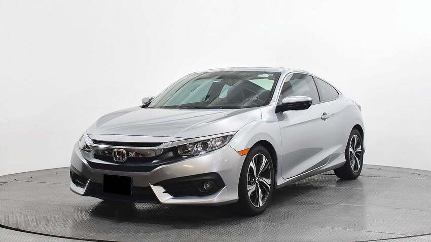 Honda Civic 2016 gasolina