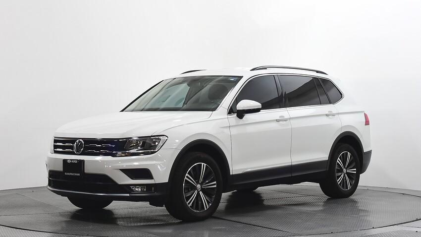 Volkswagen Tiguan 2019 gasolina